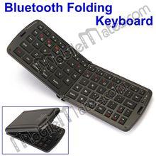 Portable Folding Wireless Bluetooth 3.0 Keyboard for iPhone 4 iPhone 4S iPad iPad2 the New iPad