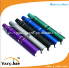 youngjune dry herb wax atomizer/glass globe dry herb attachment/dry herb vaporizer mod is hot selling now