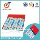 Surface Protecting Eva Adhesive Solar Film ,Anti scratch,easy peel