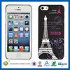 C&T Paris eiffel tower new arrivals mobile phone case for iphone 5s