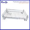 Transportation Steel Pallet Wire Crate