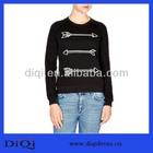 OEM new style arrow print hoodies DQ223