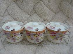 Ceramic oil cruet
