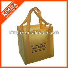 non weven cheap printed foldable shopping bag