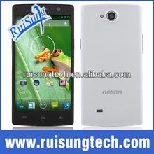 "Neken N6 5.0""IPS Screen MTK6592 octa core 12.6MP 8.0mp Camera Android4.2 mobile phone dual sim 2GB RAM+16GB ROM 3G/GPS"