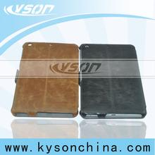 shockproof hard case for ipad mini 2 pu case for ipad mini 2
