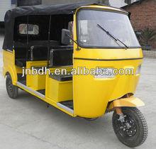 2014 hot sale Bajaj motorized tricycle for Nigeria ,three wheel tricycle