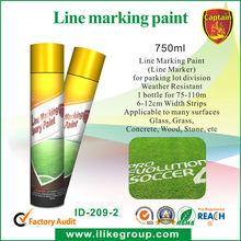 hot sale lawn grass Line Marking Spray Paint