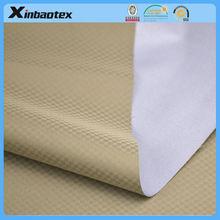 100%Polyester 150D Twin Cord Rhombic Woven Stretch Fabric+ TPU Film(8000/3000)+100D/144F Microfleece/Polar Fleece