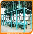 Machine moulin à farine d'amande/usine de moulin à farine de maïs