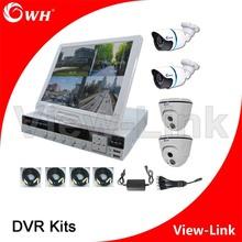 DR1054/N4T 4CH H.264 Network DVR monitoring cctv viewer