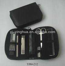 zipper bag shaving kit