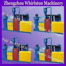 sell granulated copper scrap/copper wire granulator machine