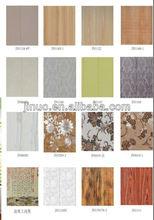 MDF colorful decorative interior wall board