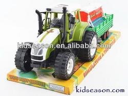 FRICTION FARM TRUCK - TOYS FARM TRACTOR - HAPPY FARM TOY