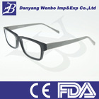 2014 New Model Acetate optical glasses frame with fashionable style