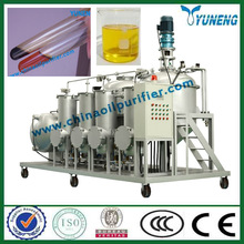 2014 Pollution-free waste tyre recycle machine pyrolysis oil refine plant