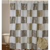 Jovi Home Enchanted Embroidered Shower Curtain