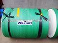 160 gsm impermeável encerado pe material& abrange material para telhados& encerado do pe no rolo