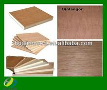 WBP Glue Cedar Face 4x8 Commercial Veneer Plywood for Construction