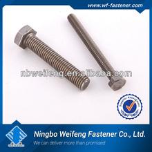 china standard hex. bolt standard astm a307 hex bolts fastener Hardware