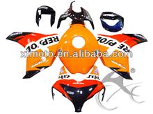 For Honda CBR1000RR CBR1000 08-10 Injection ABS Fairing Body Work Kit Set