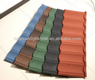 Stone Coated roof tiles clay/2014 new building construction materials /accessories for metal roof tiles