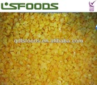 Frozen Yellow Pepper whole/slices/cuts/dices