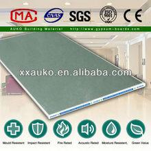 Decorative Ceiling Gypsum Board Water Resistant