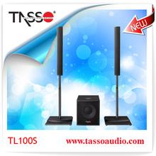 Guangzhou Manufacturer Amplifier 1200w Outdoor Column Audio System