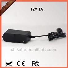 12V1A Power Supply AC Adapter LED driver for CCTV/LED/Lightings power adapter