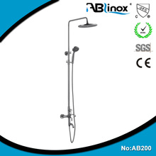 ABL stainless steel bathroom shower sets