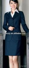 Hotel manager uniform fashion design