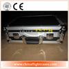 2014 Smile Tech Aluminum DJ Computer Flight Case/computer equipment cases/Trolley PVC aluminum flight case