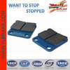 performance brake pad electric scooter parts