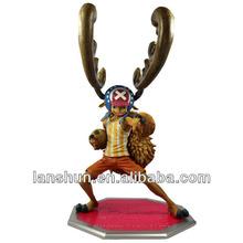 New One Piece POP Tony Tony Chopper Strengthen Horn MAS Series Figure Loose