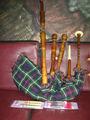 sheesham عظيم المرتفعات الاسكتلندية مزماري الخشب-- الحجم الكامل مزماري مستعد للعب؟