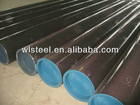 api5l astm a53/a106 fluid round steel pipe price per kg china factory