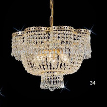 2014year new design small factory-outlet crystal chandeliers pendant lights