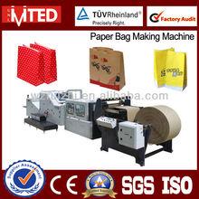 Machine to Make Paper Bag, Paper Bag Manufacturing Machine,Food Paper Bag Machine