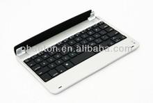 Bluetooth keyboard case for ipad mini with CE,FCC ,ROHS ,BQB