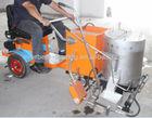 Driving Thermoplastic Road Marking Machine