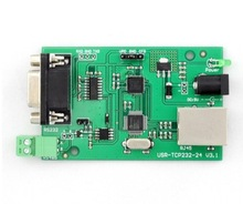 RS485 serial to Ethernet module