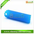 boa qualidade barato silicone descascador de legumes