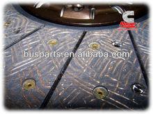 YUTONG KINGLONG HIGER GOLDENDRAGON ANKAI ZHONGTONG YOUNGMAN ZONDA HUANGHAI BUS PART diesel engine parts clutch disc assemly