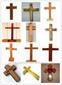 Decorativi croci vendita, chiesa in piedi croce ingrosso