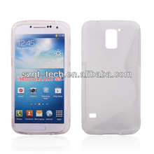 S line TPU case for Samsung Galaxy S5 i9600; for S5 case