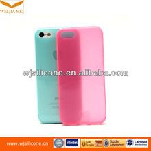 for iphone 5 tpu super thin mobile phone accessories