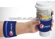 coffee sleeve with pocket