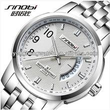 Cheap Japan movt quartz watch stainless steel back